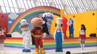 福岡アンパンマンミュージアム ありがとう!1周年セレモニー