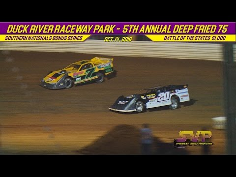 Duck River Raceway Park | BATTLE OF THE STATES | 0ct 14 , 2016