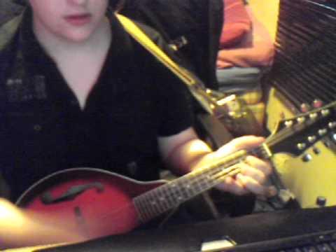Paul Mccartney Dance Tonight Mandolin Cover Youtube