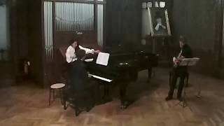 F. Decruck – Sonate en Ut#