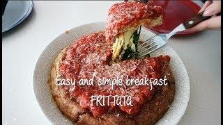 쉽지만 근사한 브런치 요리 프리타타 : simple b…