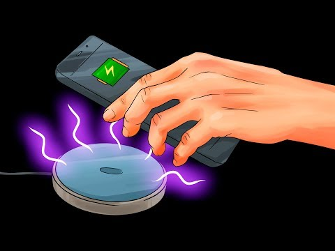 How a Wireless Charger Works, and How Cool It Can Become