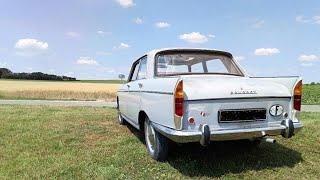Peugeot 404, ma remise en route de A à Z + essai final