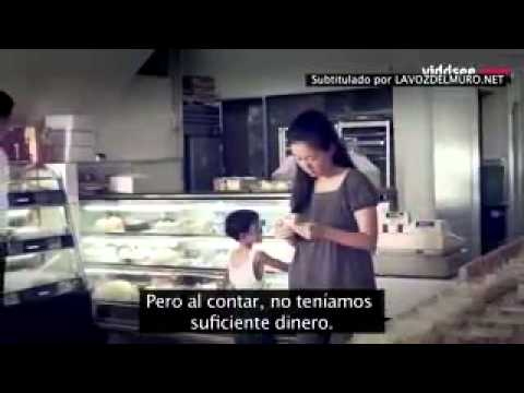 Hermoso video de solidaridad