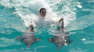 Экспресс-методика по обучению детей плаванию!