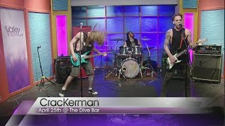 VVL Guest Band: CracKerman performs April 17