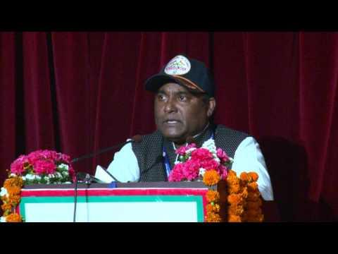 Veterens India National President Speech 14 April 2017 DGNCC Auditorium Parade Ground Delhi Cantt