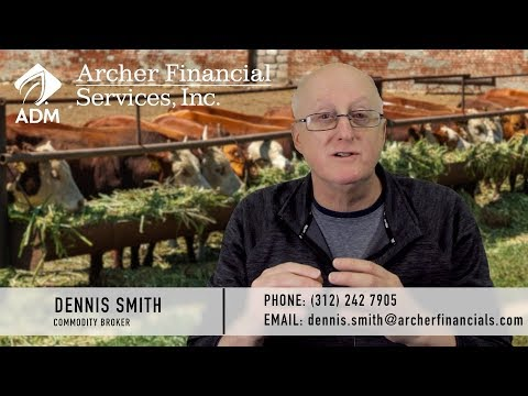 Cattle Futures Market on 11/22 feat. Dennis Smith