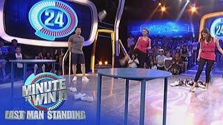 Shoe Fly Shoe | Minute To Win It - Last Duo Standing