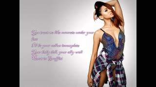 Kat Graham - Put Your Graffiti On Me {Lyrics on Screen}
