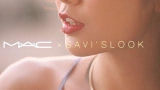 MAC × Savislook 液体雾面唇膏丨Savislook
