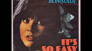 Linda Ronstadt - It's So Easy   remixed by DJ Nilsson