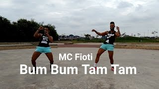 Baixar Bum Bum Tam Tam - MC Fioti | Coreografia - Bom Balanço Fit