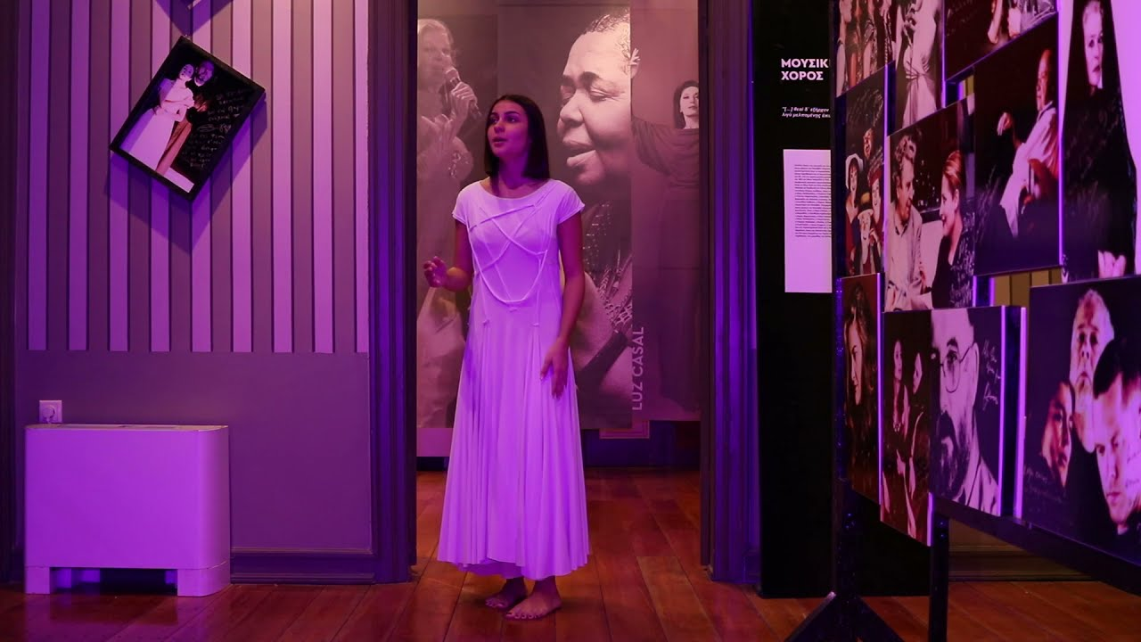 «Θεατρικοί μονόλογοι» - «Εργαστήριο Πολυτροπικών Δραστηριοτήτων» του Οργανισμού Φεστιβάλ Ολύμπου