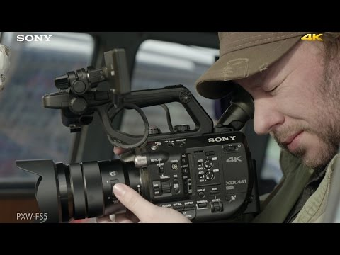 PXW-FS5 Official 4K Video