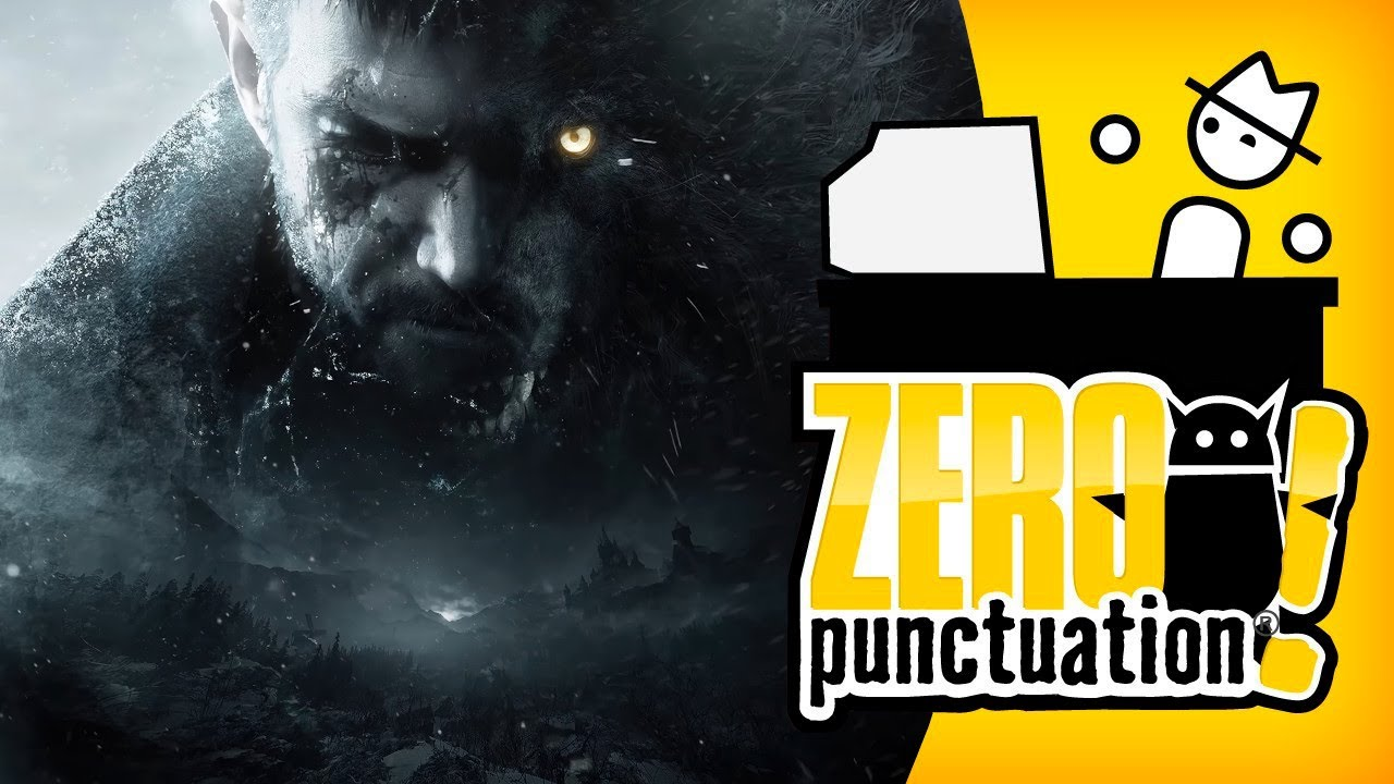 Resident Evil Village (Zero Punctuation) (Video Game Video Review)