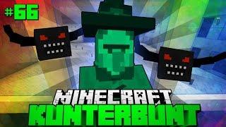 DIE SEUCHE ENTWICKELT SICH?! - Minecraft Kunterbunt #66 [Deutsch/HD]