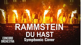 Du Hast - Rammstein (Cover by CONCORD ORCHESTRA)