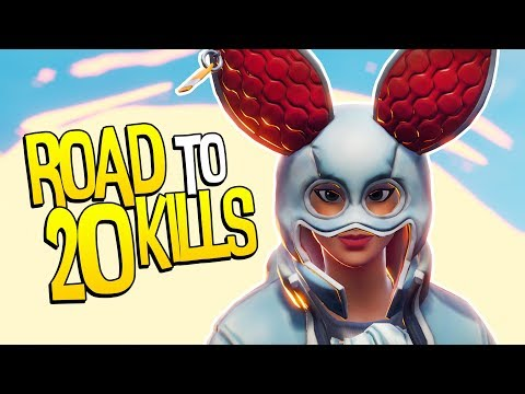 SO MACHT MAN DAS💪 | Road to 20 Kills | Fortnite Battle Royale