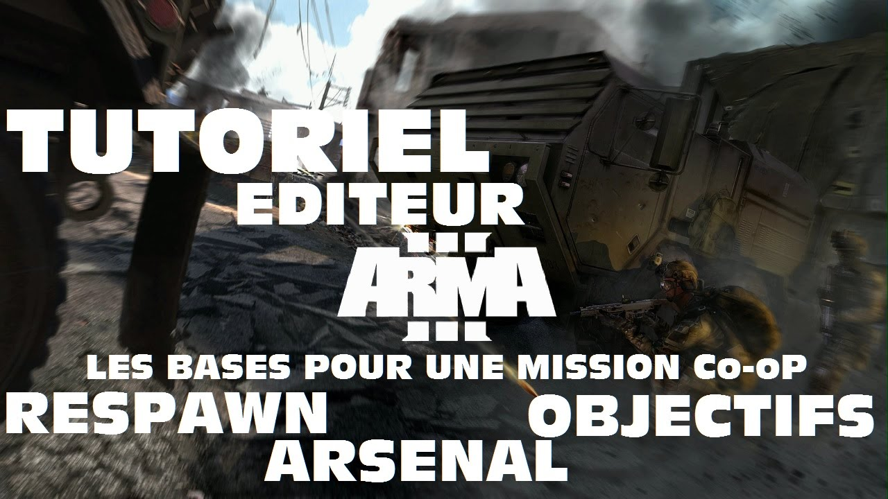 how to make an arsenal in arma 3