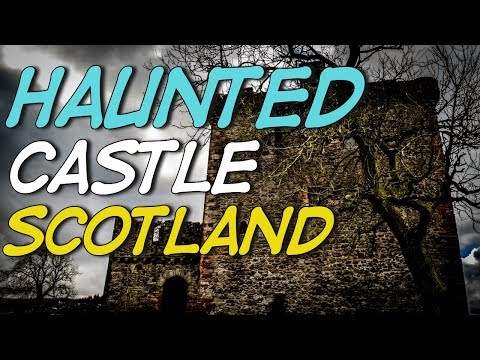 Haunted Castle In Scotland - Sad Return :(