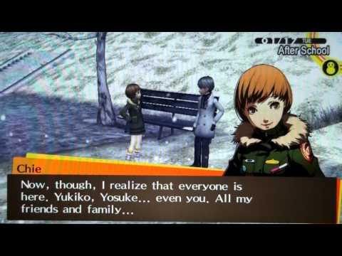 persona 4 dating chie and yukiko