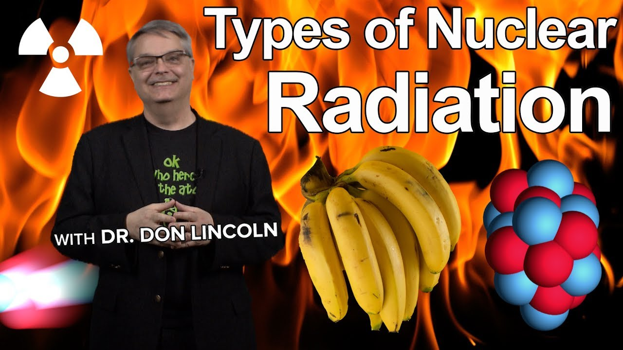 Types of Nuclear Radiation - Unified Field Theory .org 2017-06-16 20:06