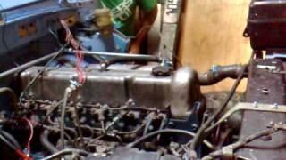 moteur nissan 6 cylindres dans un 109