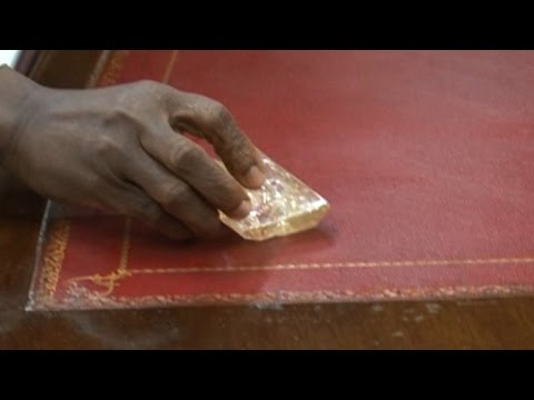 Sierra Leone: découverte d'un diamant de plus de 700 carats