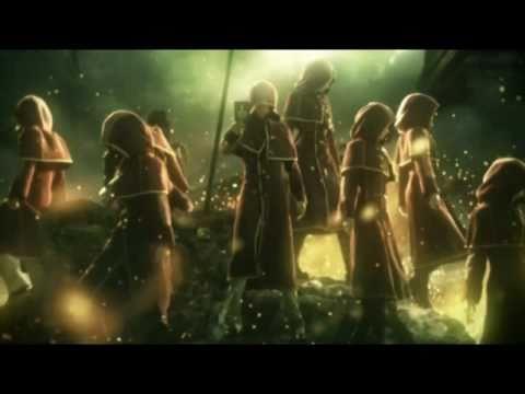 [HD] Final Fantasy Agito/Type-0 XIII Trailer 2011