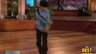 ICYMI - 7 Yr Old Break Dancer On Ellen [from www.metacafe.com].wmv