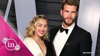 Schock-Nachricht: Darum fehlte Liam Hemsworth bei den Grammys