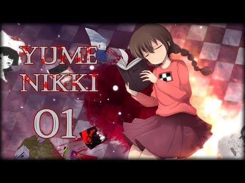 Yume Nikki - Cap. 1 Diario de sueños