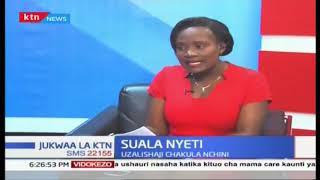 Uzalizaji wa chakula nchini   Suali Nyeti   Jukwaa la KTN Part 1