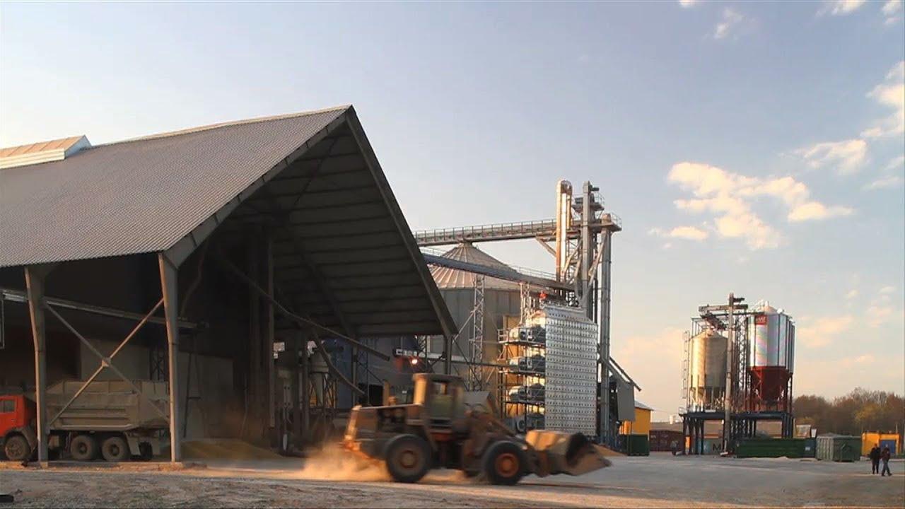 Biogas Production At Danosha S Pig Farm In Ukraine Youtube