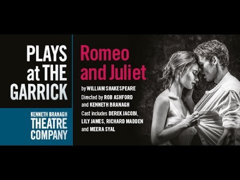 Sonnet from Romeo And Juliet - Plays at The Garrick
