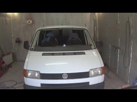 Ролик вклейка лобового стекла. VW T4