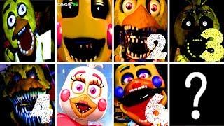 - PLAYING FNAF AS ALL CHICA Chica Simulator REMASTERED