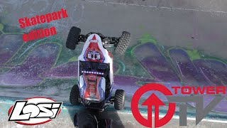 Load Video 2:  Losi 1/10 Tenacity DB Pro 4WD RTR Lucas Oil with Smart