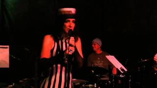 Tri-Cornered Tent Show with Valentina O perform Who Killed Desiree Brown