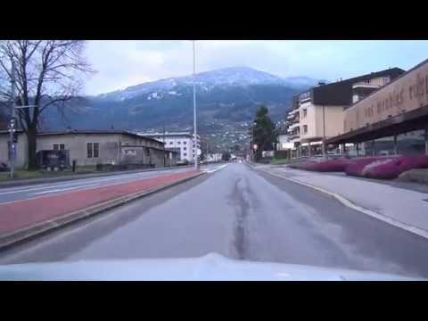 Monthey Massongex Saint Maurice Schweiz Switzerland 5.4.2015
