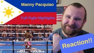 MANNY PACQUIAO VS ADRIEN BRONER - FULL FIGHT HIGHLIGHTS + POST FIGHT INTERVIEWS REACTION!!