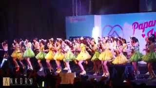 JKT48 all member - Kokoro no Placard Live at Kokoro no Placard HS Festival