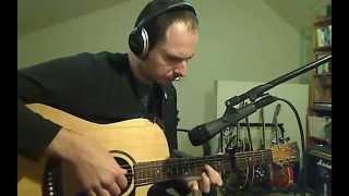 Tubular bells (exorcist theme) arrangement for solo acoustic guitar.