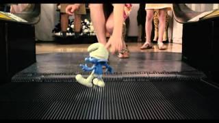 """DIE SCHLÜMPFE in 3D - Clip """"Spielzeugladen"""" - Ab 4. August 2011 im Kino"""