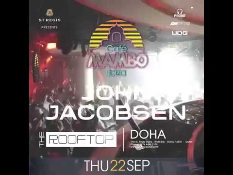 The Rooftop Doha Grand Pre-Opening Party, Café Mambo Ibiza Global Tour