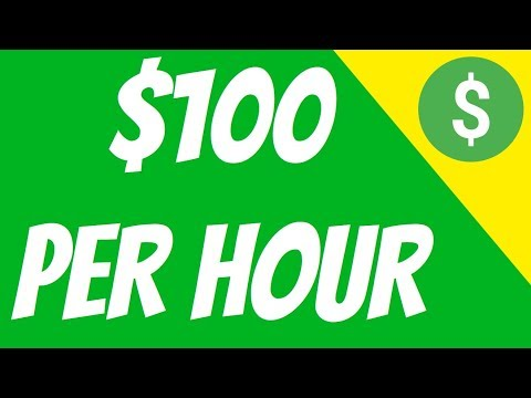How To Make 100 Dollars A Day Online 2020 🚀 Make $100 A Day From Home 2020 🚀TUTORIAL🚀