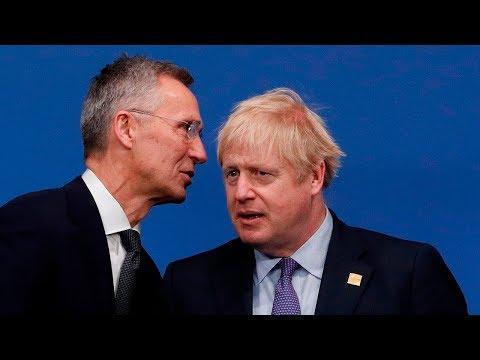 Boris Johnson: Nato