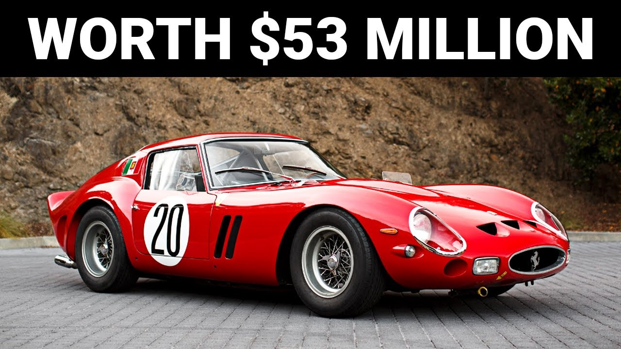 World Most Expensive Car >> The Most Expensive Car In The World