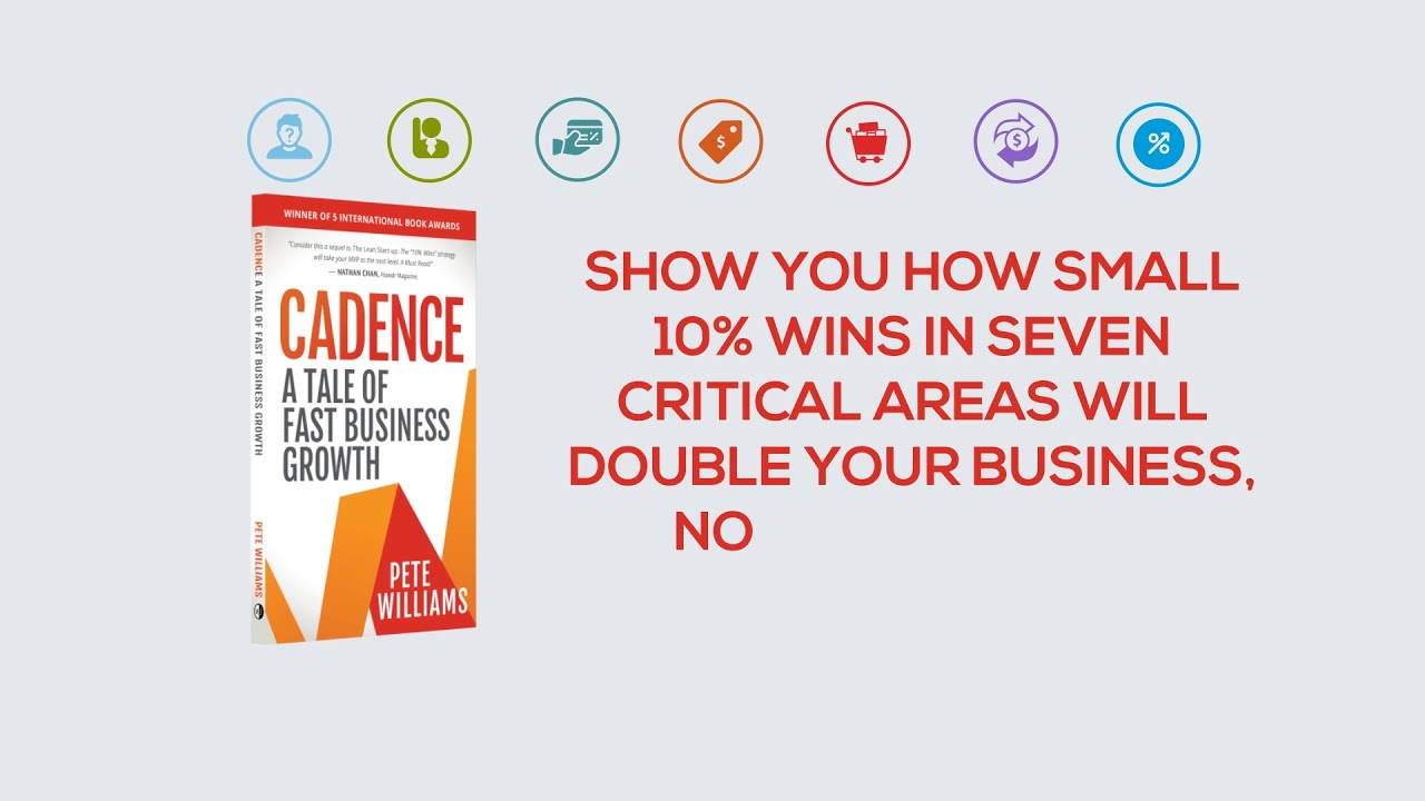 Cadence   A Tale of Fast Business Growth by Pete Williams